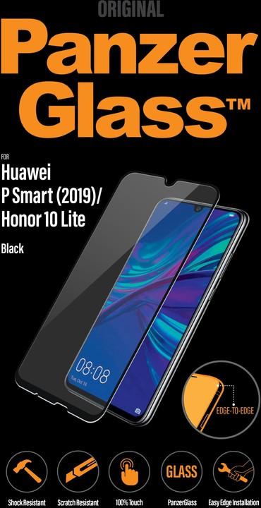 PanzerGlass Edge-to-Edge pro Huawei P Smart (2019) a Honor 10 Lite, černá