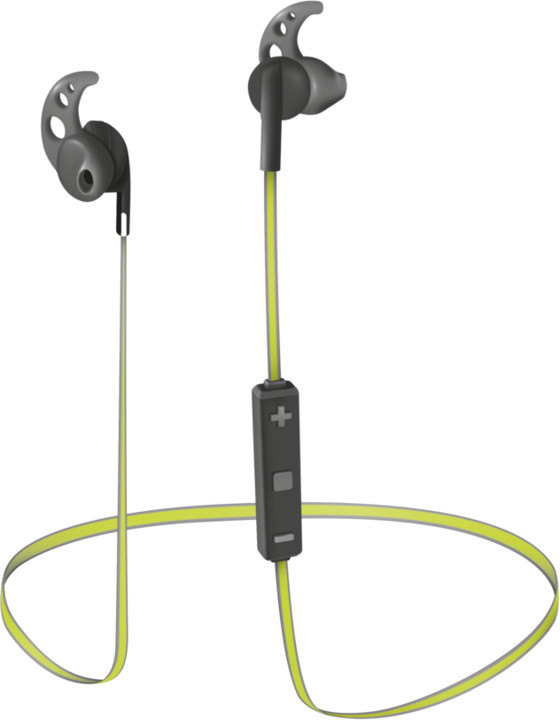Trust Sila Wireless Earphones černá/lime
