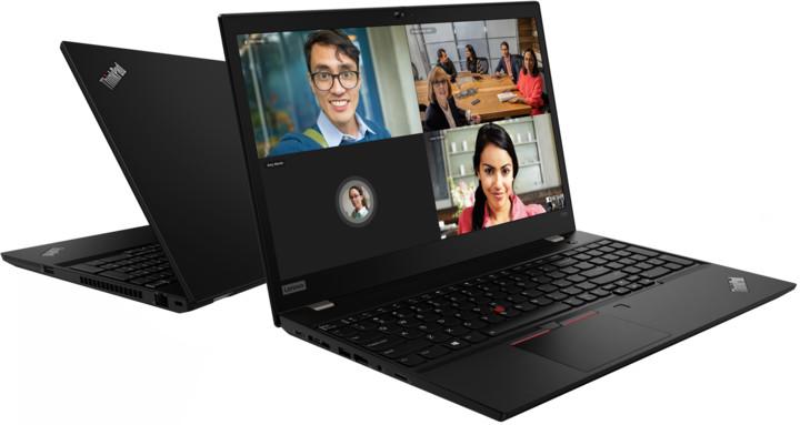 Lenovo ThinkPad T590, černá
