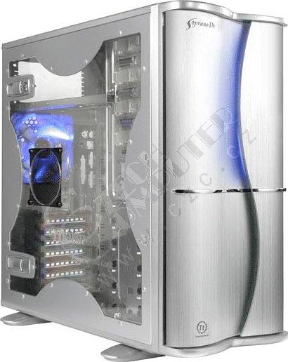 Thermaltake VE7000SWA Soprano DX Silver