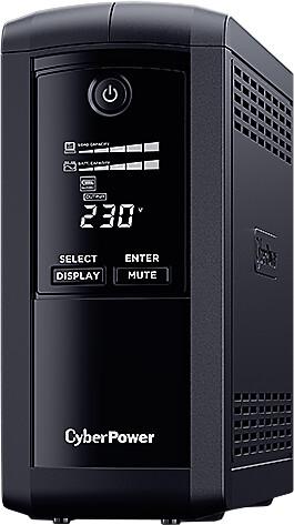 CyberPower Value Pro GreenPower UPS 700VA / 390W IEC