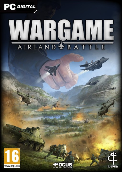 Wargame 2: Airland Battle (PC)