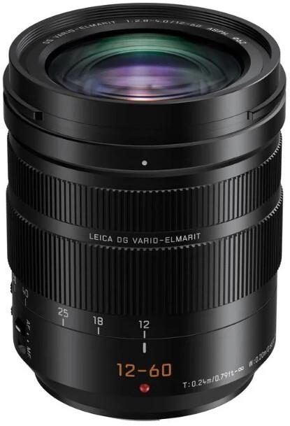 Panasonic Leica DG-VARIO 12-60mm f/2.8-4.0 ASPH Power OIS