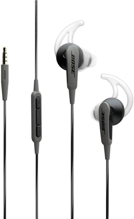 Bose SoundSport, Apple, černá
