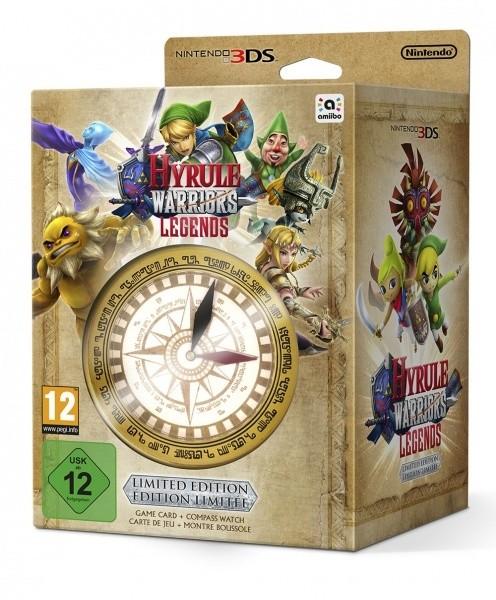Hyrule Warriors: Legends - Limited Edition (3DS)
