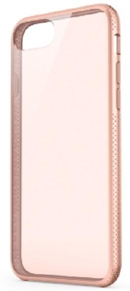 Belkin iPhone pouzdro Air Protect, průhledné růžovo zlaté pro iPhone 7
