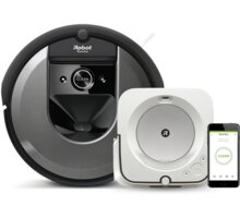 iRobot Roomba i7 + Braava jet m6 - i715840BM6