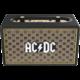 iDance AC/DC CLASSIC 2, černá  + Voucher až na 3 měsíce HBO GO jako dárek (max 1 ks na objednávku)