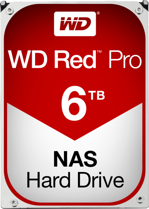 WD Red Pro (FFWX) - 6TB