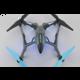Dromida kvadrokoptéra Vista UAV Quad, modrá