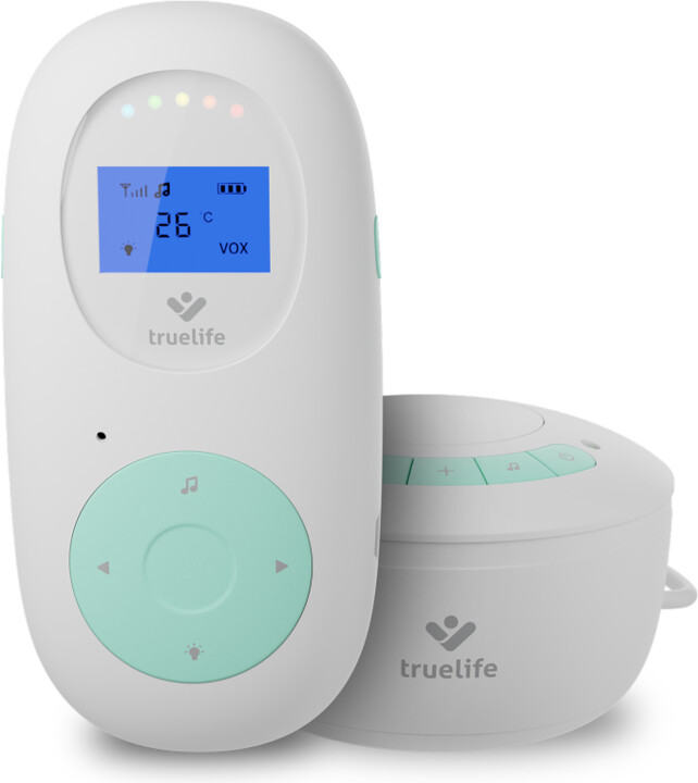 TrueLife NannyTone VM1 - digitální audio chůvička