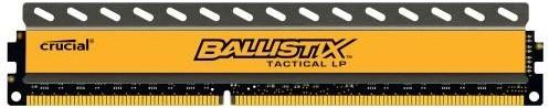 Crucial Ballistix Tactical 4GB DDR3 1600 LP