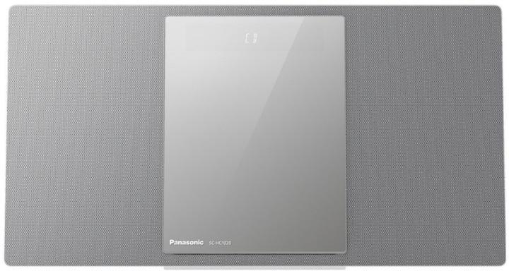 Panasonic SC-HC1020EGS, stříbrná