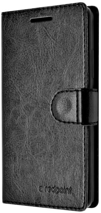 FIXED flipové pouzdro pro Lenovo P1, černá