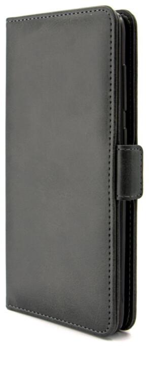 EPICO flipové pouzdro ELITE FLIP pro Xiaomi Redmi Note 10 (4G), černá