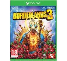 Borderlands 3 (Xbox ONE)  + Tričko Borderlands 3 (L) v hodnotě 399 Kč + Webshare VIP na 3 měsíce zdarma