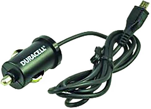 Duracell nabíječka 1A In-Car micro USB