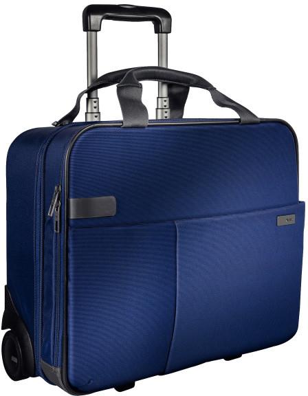 Leitz Complete kufr na kolečkách, modrý