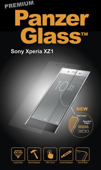 PanzerGlass Premium pro Sony Xperia ZX1, čiré
