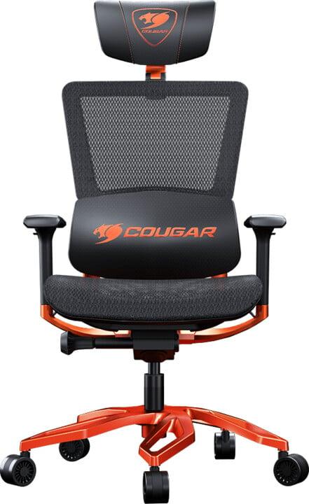 Cougar Argo, černá/oranžová