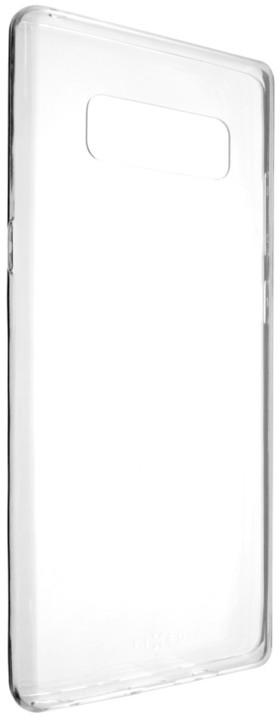 FIXED Skin ultratenké TPU gelové pouzdro pro Samsung Galaxy Note 8, 0,5 mm, čiré