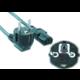 Gembird CABLEXPERT kabel napájecí 3m  + Při nákupu nad 500 Kč Kuki TV na 2 měsíce zdarma vč. seriálů v hodnotě 930 Kč