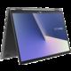 ASUS ZenBook Flip 13 UX362FA, šedá  + Servisní pohotovost – Vylepšený servis PC a NTB ZDARMA + DIGI TV s více než 100 programy na 1 měsíc zdarma