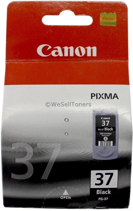 Canon PG-37, černá