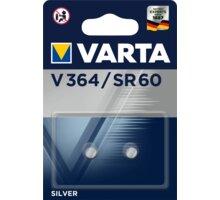 VARTA baterie V364, 2ks - 364101402