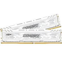 Crucial Ballistix Sport LT White 16GB (2x8GB) DDR4 3200