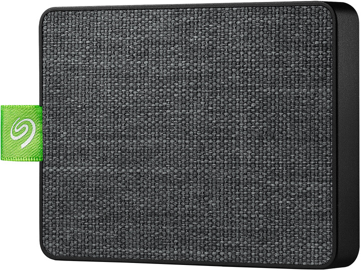 Seagate Ultra Touch - 1TB, černá