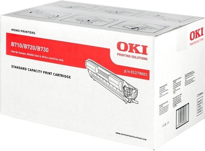 OKI 01279001, černý