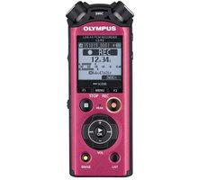 Olympus LS-P2, červená - V414151RE000