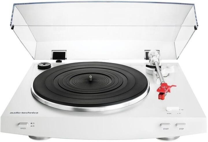 Audio-Technica AT-LP3, bílá