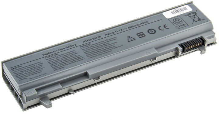 Avacom baterie pro Dell Latitude E6400, E6410, E6500 Li-Ion 11,1V 4400mAh