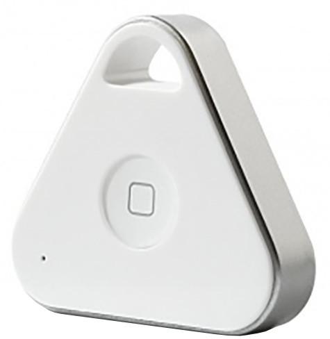 Nonda iHere 3.0 lokátor na klíče a bluetooth ovladač selfie - bílá