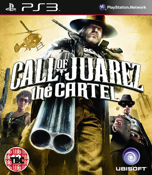 Call of Juarez 3 The Cartel - PS3