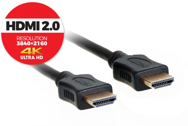 AQ KVH050, HDMI/HDMI, 5m