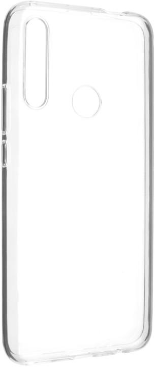 FIXED TPU gelové pouzdro pro Huawei Y9 Prime (2019), čiré