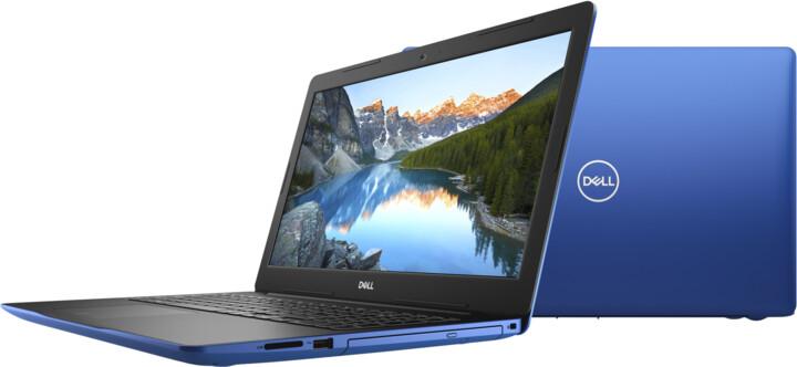 Dell Inspiron 15 (3580), modrá