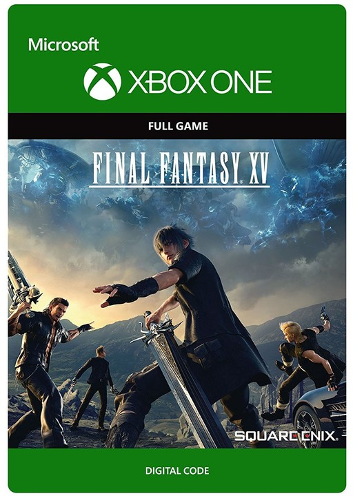 Final Fantasy XV: Digital Standard Edition (Xbox ONE) - elektronicky