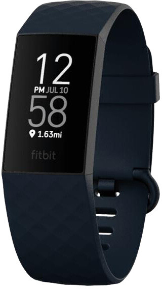 Fitbit Charge 4, NFC, Storm Blue / Black