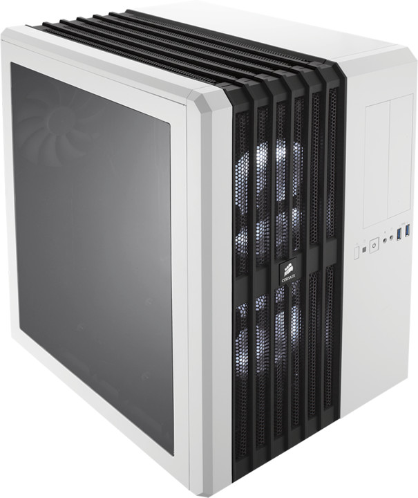Corsair Carbide Series Air 540, bílá