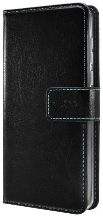 FIXED Opus pouzdro typu kniha pro Samsung Galaxy S9, černé