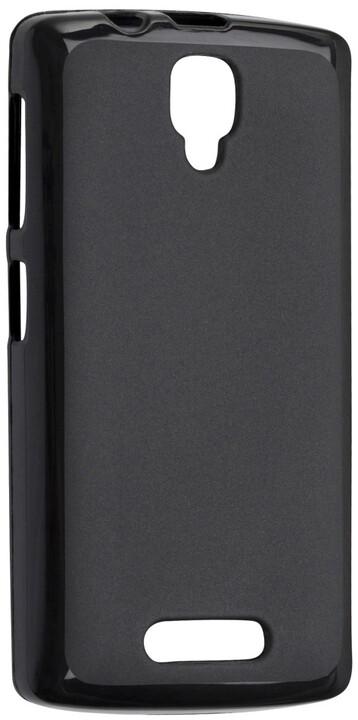 FIXED TPU gelové pouzdro pro Lenovo A1000, černá