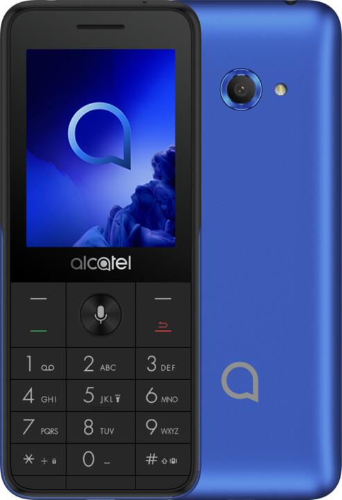 Alcatel 3088X, Metallic Blue