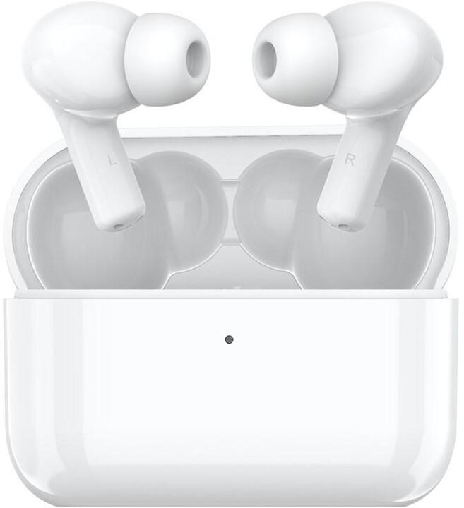Honor Choice Earbuds, bílá