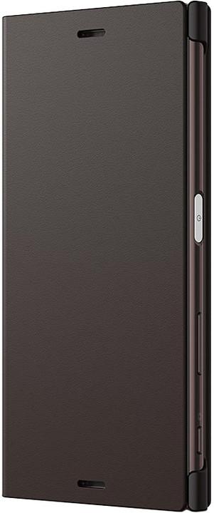 Sony SCSF10 Style Cover Stand Xperia XZ, černá