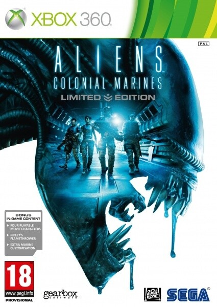 Aliens: Colonial Marines (Xbox 360)