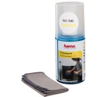Hama čisticí gel na obrazovky, 200ml, včetně utěrky - 49645